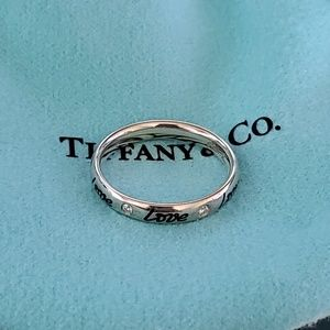 Tiffany & Co Paloma Picasso Love Ring